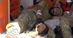 Kilis'e getirilen yaralı asker sayısı 3'e muhalif ise 10'a yükseldi