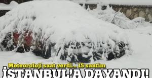 Kırklareli'nde kar 15 santimetreye ulaştı