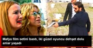 Mafya Şakası Meral Kaplan ve Seçkin Piriler'i Hüngür Hüngür Ağlattı