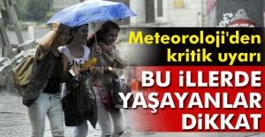 Meteoroloji'den kritik uyarı l 28 Kasım 2016 yurtta hava durumu