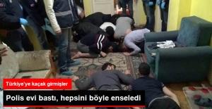 Sakarya'da IŞİD Operasyonu: 18 Gözaltı