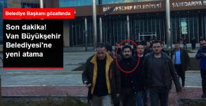 Van Büyükşehir Belediye Başkanlığına Van Valisi İbrahim Taşyapan Vekil Olarak Atandı