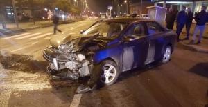 2 ayrı kazada 11 araç birbirine girdi