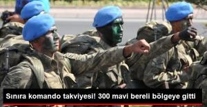 300 Komando Suriye'deki Fırat Kalkanı Operasyonu'nda Görev Yapacak