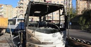 3 belediye otobüsü kundaklandı