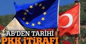 AB, terör örgütü PKK'yla mücadelede başarısızlığını kabul etti