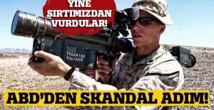ABD'den PKK'ya Stinger füzesi