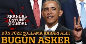 ABD, PKK/PYD'ye 200 asker yollayacak