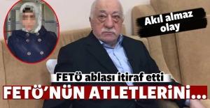 Abla itiraf etti! Gülen'in atletlerini...