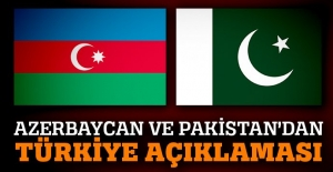 Azerbaycan ve Pakistan'dan İstanbul saldırısına sert tepki