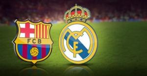 Barcelona Real Madrid maçı ne zaman, saat kaçta ve hangi kanalda?