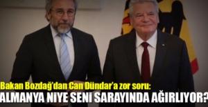 Bekir Bozdağ'dan Can Dündar'a zor soru!