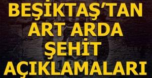 Beşiktaş Kulübü'nden art arda 2 acı haber geldi...