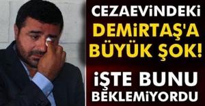 Cezaevindeki Demirtaş'a büyük şok! İŞTE BUNU BEKLEMİYORDU..