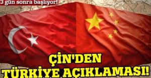 Çin Merkez Bankası'ndan kritik 'Türkiye' açıklaması!