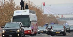 Cumhurbaşkanı ve Başbakan Kayseri'de