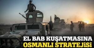 El Bab kuşatmasına Osmanlı stratejisi