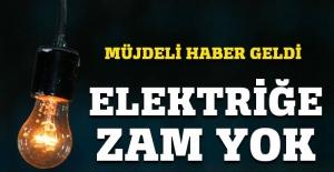 Elektriğe zam gelecek mi?
