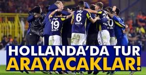 Fenerbahçe Hollanda'da tur arayacak