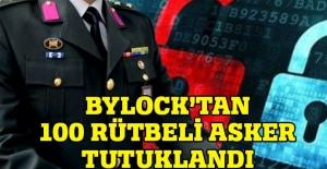 FETÖ soruşturmasında ByLock'tan 100 rütbeli asker tutuklandı