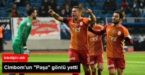 Galatasaray Deplasmanda Kasımpaşa'yı 2-1 Yendi