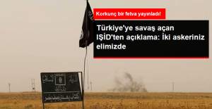 IŞİD'ten Korkunç Ketva: Yakarak Öldürmek Caiz