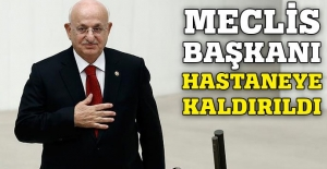 İsmail Kahraman hastaneye kaldırıldı