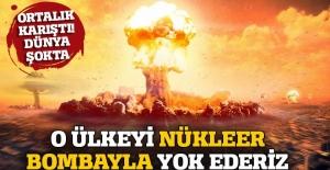 İsrail ve Pakistan karşı karşıya: 'Nükleer saldırıyla yok ederiz'