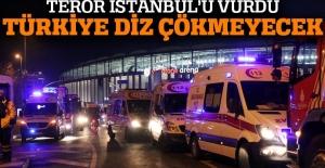 İstanbul'da hain saldırı! / (BEŞİKTAŞ PATLAMA) : 29 şehit