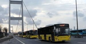 İstanbul'da otobüsler 'elektrik'lenecek