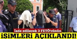 İşte Yunanistan'ın iade edeceği FETÖ'cülerin kimlikleri