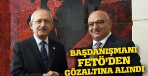 Kılıçdaroğlu'nun başdanışmanı Fatih Gürsul gözaltında
