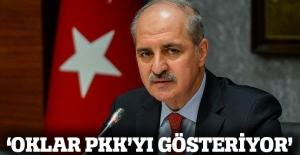 Kurtulmuş: İstanbul'daki terör saldırısında oklar PKK'yı gösteriyor