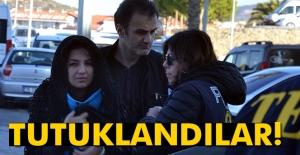 Kuşadası'nda yakalanan 2'si kadın 6 YPG'li terörist tutuklandı