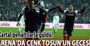 Maç sonucu | Beşiktaş 2-1 Bursaspor