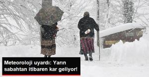 Meteoroloji Uyardı! Doğu Karadeniz Yoğun Kar Yağışının Etkisine Girecek