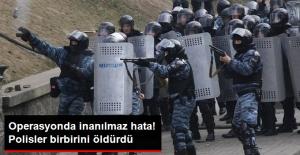 Polisler Yanlışlıkla Birbirleriyle Çatıştı: 5 Ölü