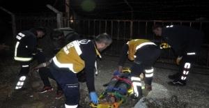 Polisten kaçan 3 arkadaş ölümden döndü