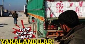 PYD/PKK silahları ele geçirildi!