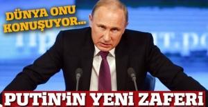 'Rosneft'in satışı Putin'in yeni zaferi