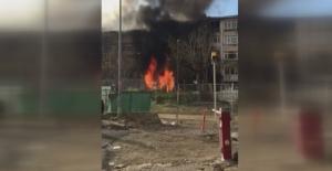 Son dakika haberi! İstanbul'da korkutan yangın