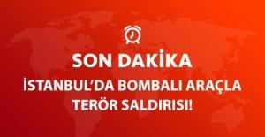 Son Dakika! İstanbul'da Vodafone Arena Yakınında Patlama! Bakan Soylu: