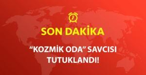 """Son Dakika! """"Kozmik Oda"""" Savcısı Mustafa Bilgili FETÖ'den Tutuklandı!"""
