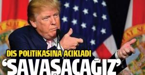 Trump, ABD dış politikasını açıkladı