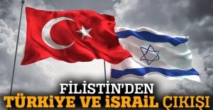 'Türkiye-İsrail dostluğu Filistin'i mutlu eder'