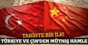Türkiye ve Çin arasında ilk para takası gerçekleşti