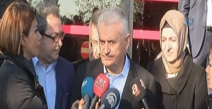 Yıldırım: Saldırı terör örgütü PKK'nın marifeti
