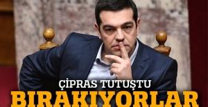 Yunanistan'da bugün ülke genelinde genel greve gidiliyor