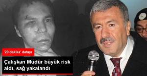 20 Dakika Detayı! İstanbul Emniyet Müdürü Risk Aldı, Reina Saldırganı Sağ Yakalandı