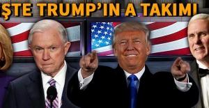 ABD'yi 4 yıl boyunca yönetecek Trump'ın A Takımı'nda kim hangi görevi üstlendi
